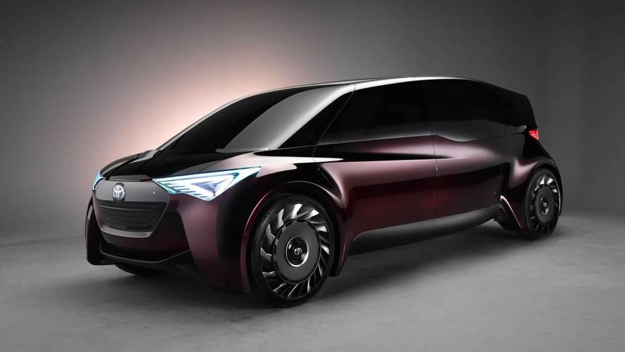 Toyota Fine-Comfort Ride, el monovolumen del futuro