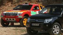 New Mitsubishi Pajero World Debut at Paris