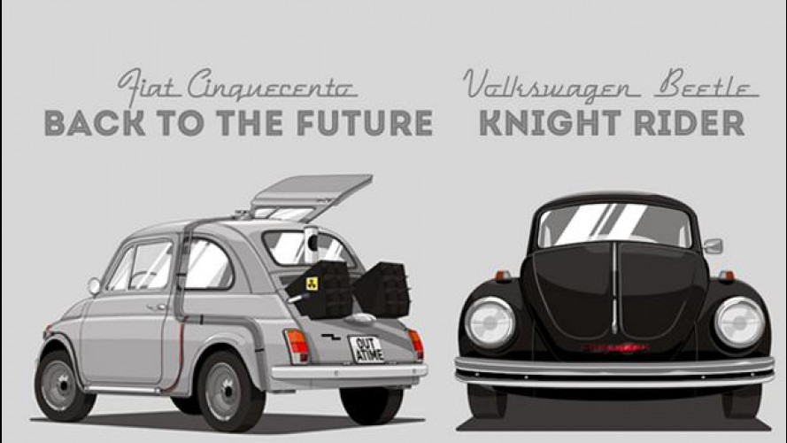 Le auto