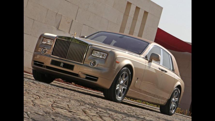 Rolls Royce Phantom Shaheen e Baynunah