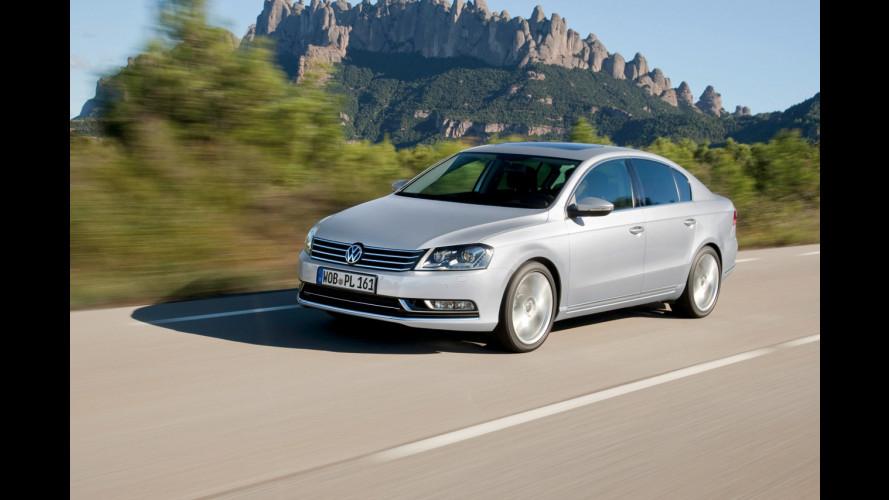 Nuova Volkswagen Passat e Passat Variant: i prezzi