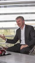 Opel / Vauxhall Vice President of Design Mark Adams
