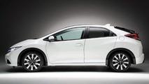 2014 Honda Civic hatchback 13.11.2013