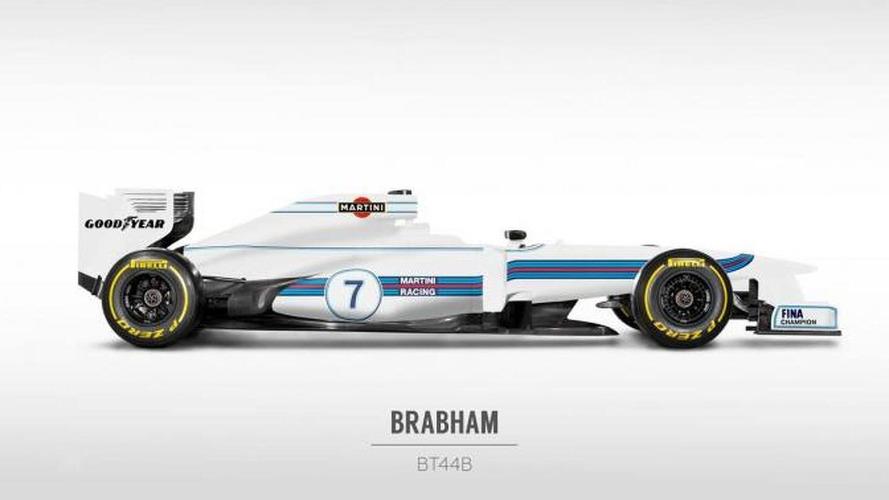 Williams to reveal Martini livery in Bahrain