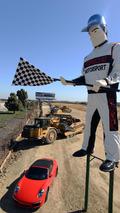 Porsche previews their Los Angeles Experience Center