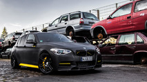 Manhart releases more details and pics of 400 HP BMW M135i