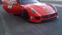 2010 Ferrari 599XX for sale in UK, costs 1,250,000 EUR [video]