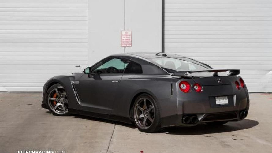 Jotech Motorsports tunes the Nissan GT-R