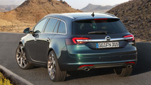 2013 Opel Insignia Sports Tourer facelift 12.06.2013