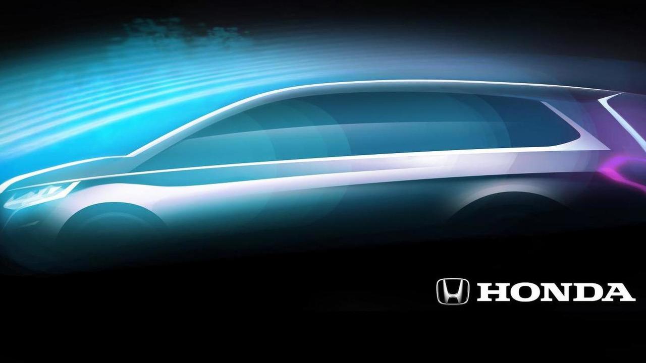 Honda concept teaser for 2013 Auto Shanghai