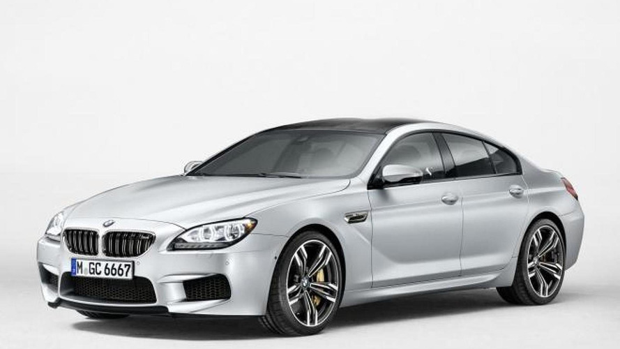 BMW M6 Gran Coupe photos surface ahead of official release