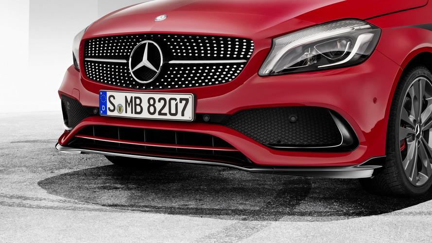 2016 - Mercedes Classe A kit AMG