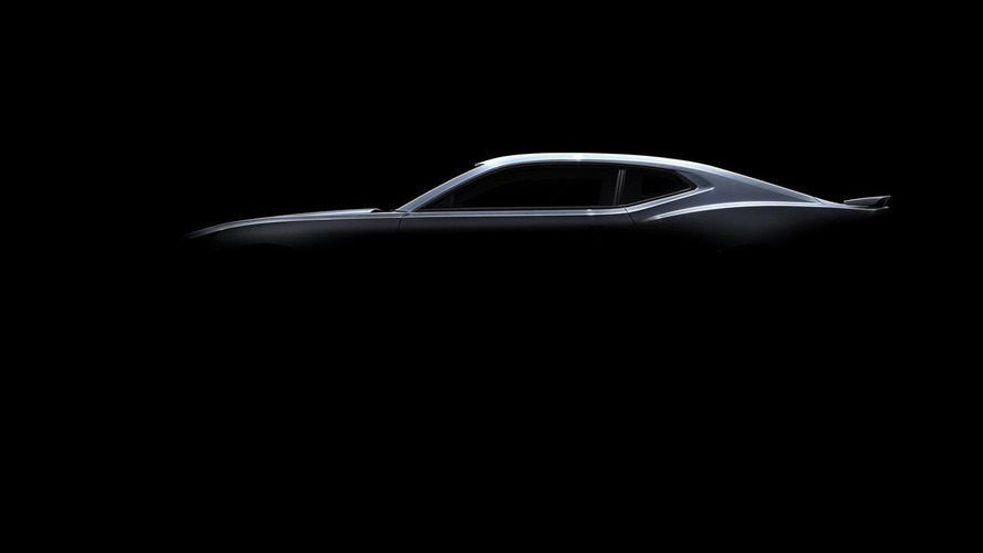 Chevrolet teases 2016 Camaro front and side profile; talks about aerodynamics