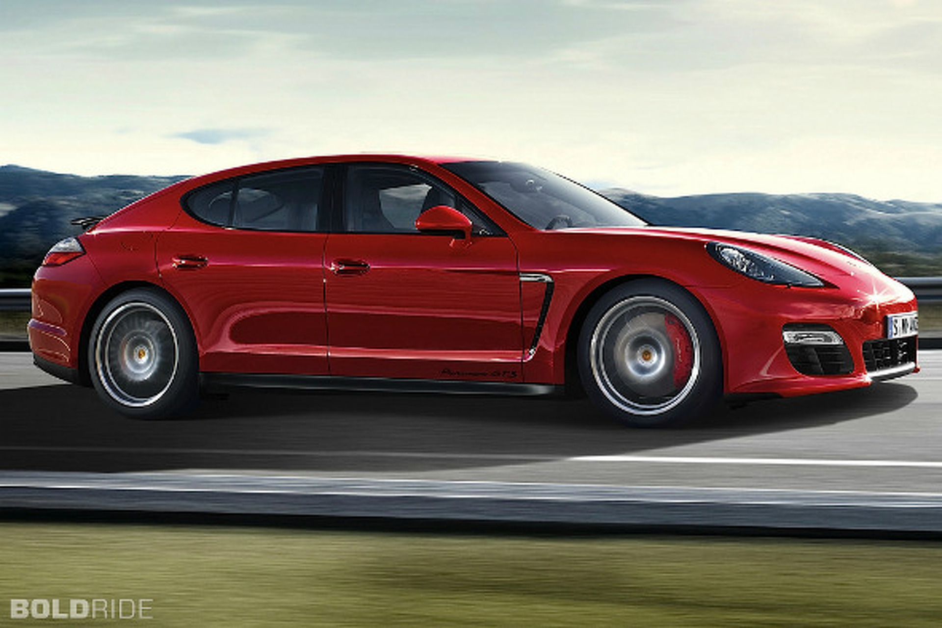 Porsche Panamera the Product of Bean-Counters? We can Live with That
