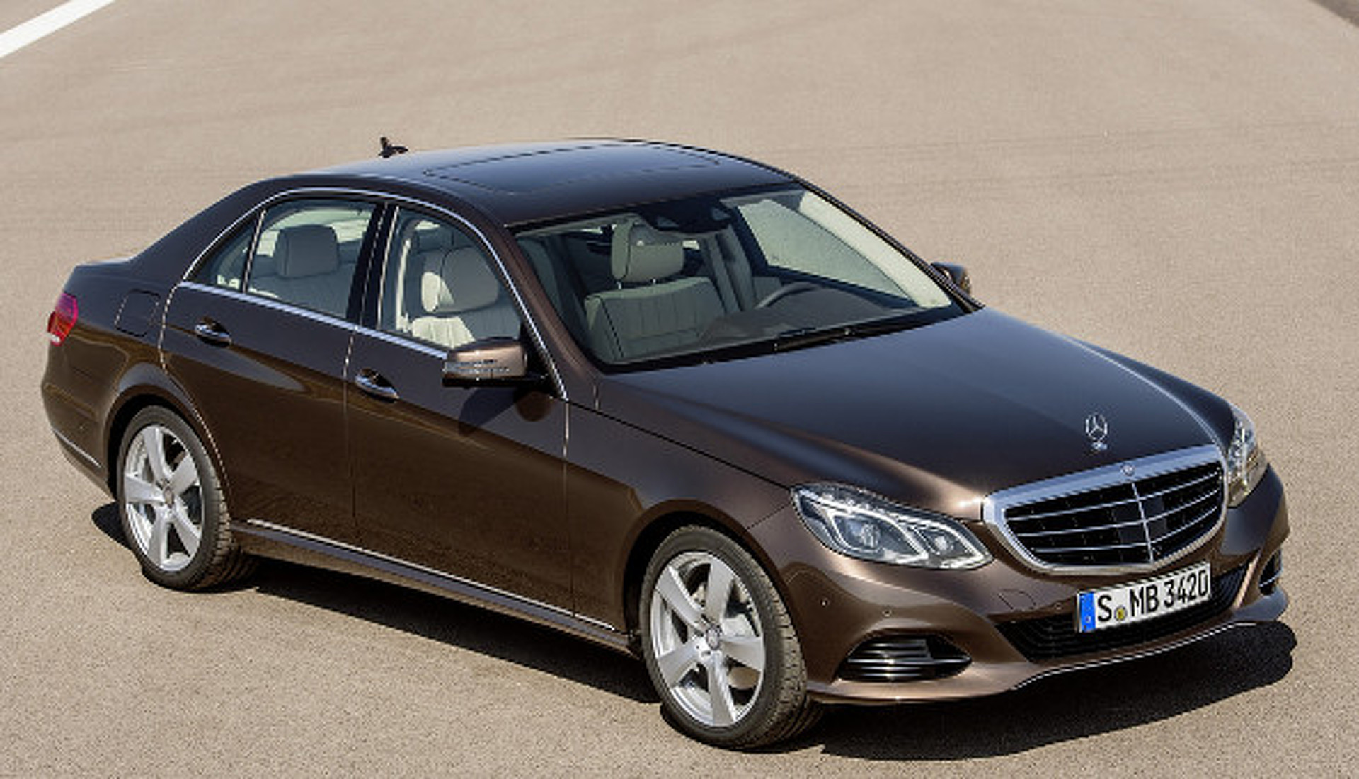 2014 Mercedes-Benz E-Class Hits the Web: What Do We Think?