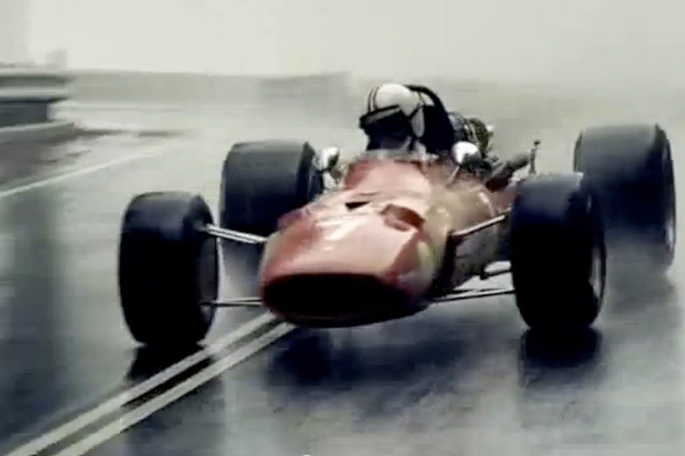 Shell Ferrari F1 Ad Gives Us V8 Nostalgia: Throwback Thursday