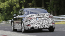 Audi RS3 Sedan spy photos