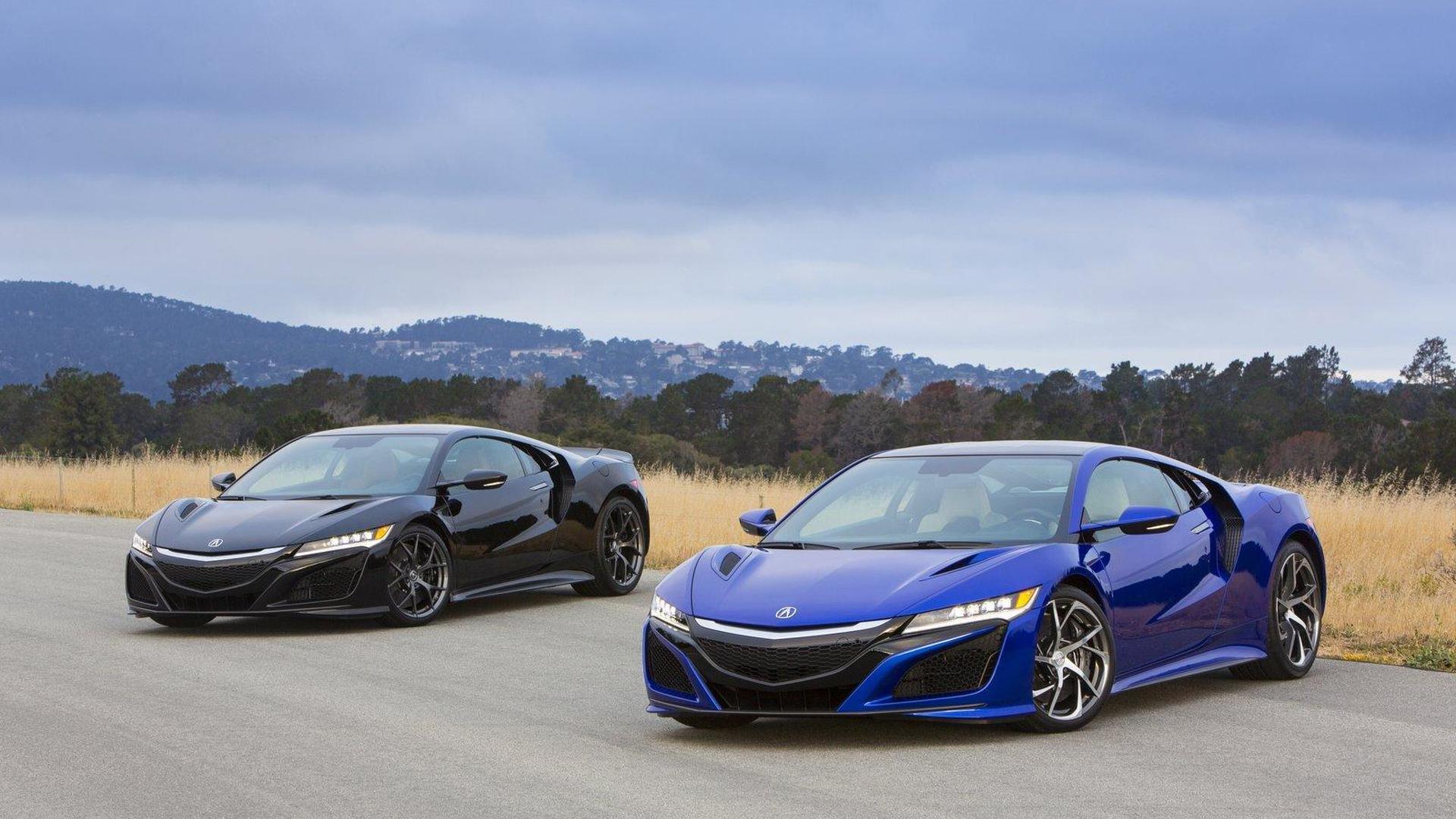 Acura Nsx News And Reviews Motor1 Com