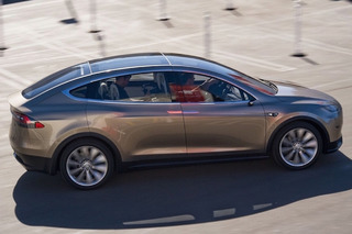 Tesla Model X SUV Costs More Than $100,000, Will Be Seriously Quick