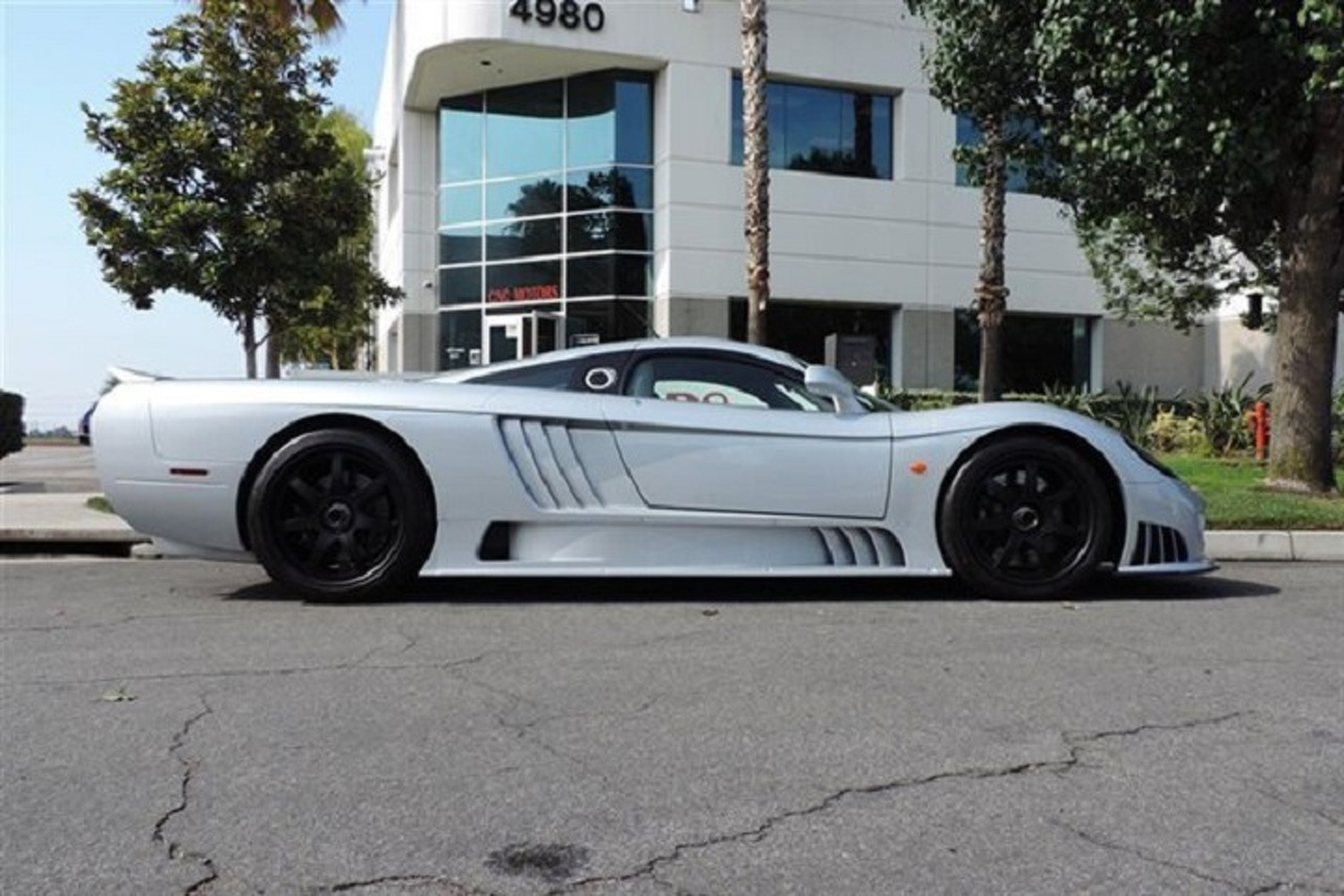 Buy this very special 2003 saleen s7 for 599 999