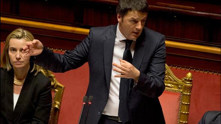 Renzi pronto a introdurre il reato di omicidio stradale