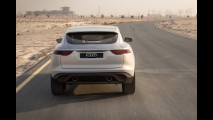 Jaguar C-X17 a Dubai