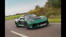 Lotus Exige Sport 350, la leggerezza del correre