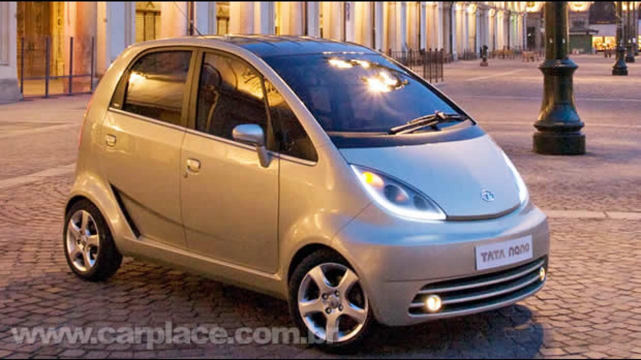 Carro mais barato do mundo: Presidente da Tata diz que Fiat venderá o Nano na América Latina