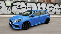 2016 Ford Focus RS: Review CA 2
