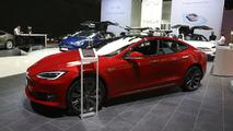 2016 Tesla Model S Paris Motor Show