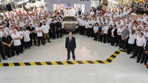 Aston Martin DB11 production start