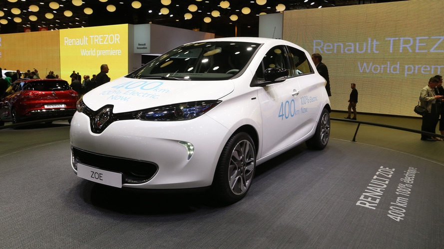 Renault announces EV surprise for Geneva Motor Show