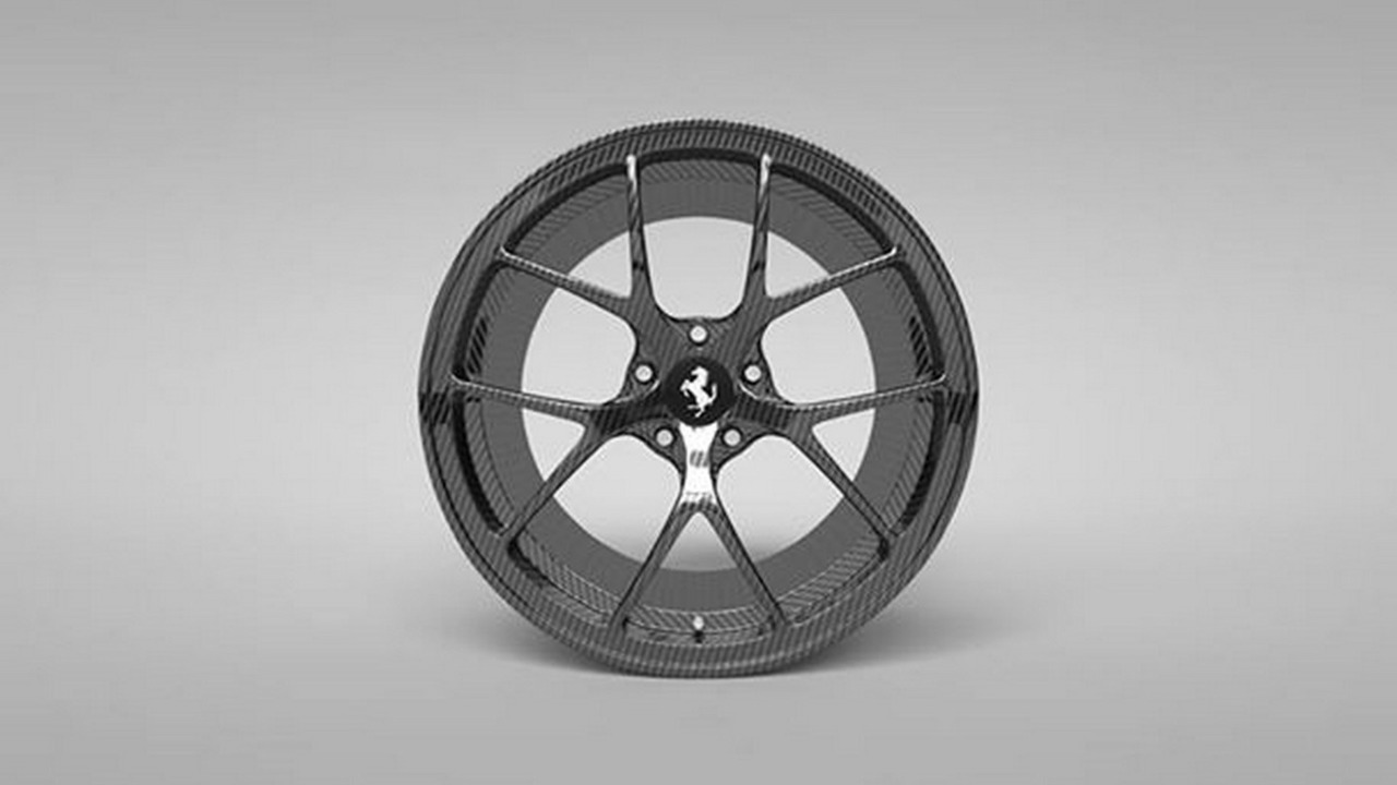 Vitesse AuDessus Louboutin Limited Edition Bare Carbon Fiber Package for Ferrari F12tdf