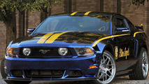 Blue Angels edition 2012 Mustang GT 15.07.2011