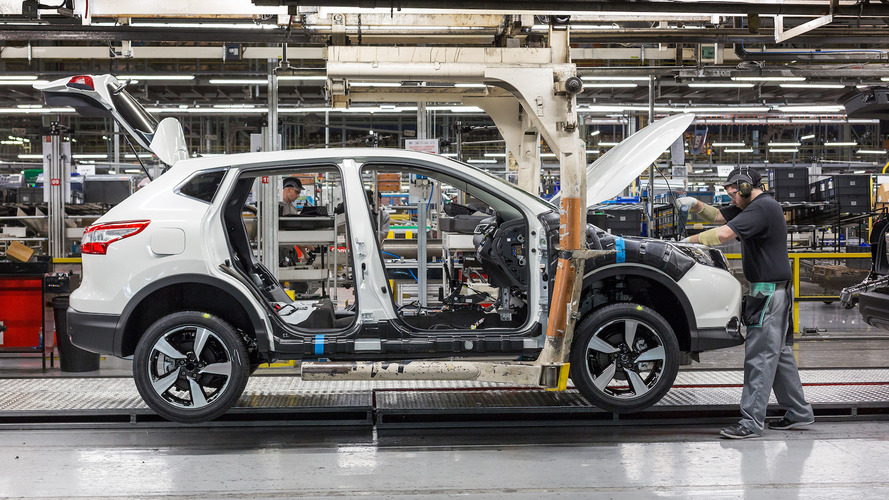 Nissan is cutting 100s of jobs at Sunderland plant