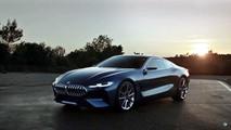 BMW 8 Series Video Promo
