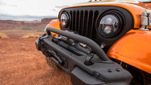 Jeep CJ66 at 2017 Easter Jeep Safari