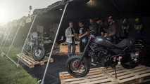 Honda custom Wheels & Waves 2017
