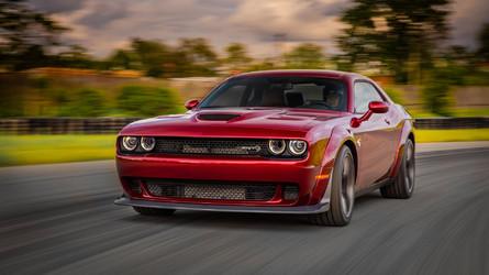 2018 Dodge Challenger SRT Widebody Puts Some Demon In The Hellcat