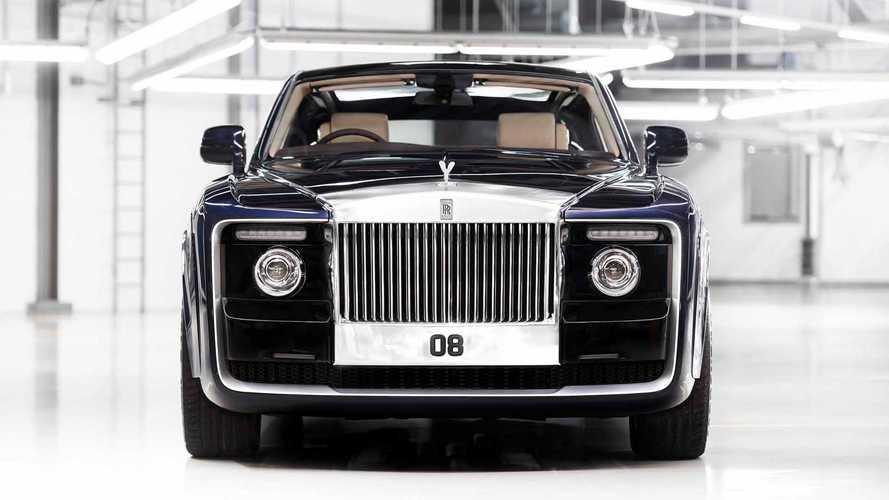 Rolls-Royce Sweptail: ¿el coche más caro de la historia?