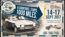 2017 Rusty Rally