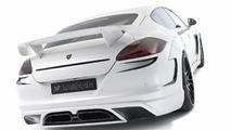 Porsche Panamera wide-body kit by Hamann 15.09.2011