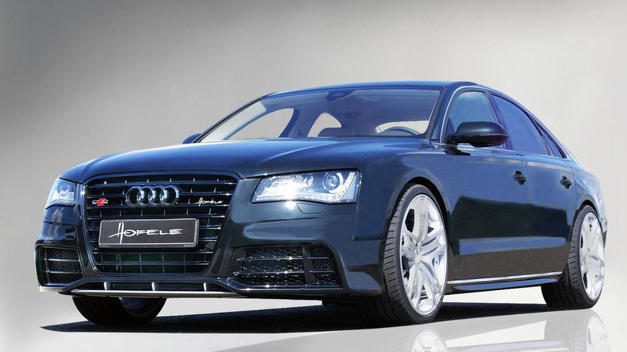 Audi SR 8 by Hofele Design