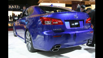 Hochleistung: Lexus IS-F