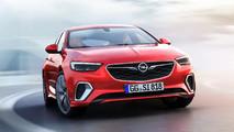 Opel Insignia GSi 2017