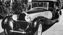 Bugatti Type 41 Royale Type #2 - Coupé Binder