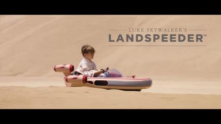 Radio Flyer Star Wars Landspeeder Makes Us Want To Be a Kid Again