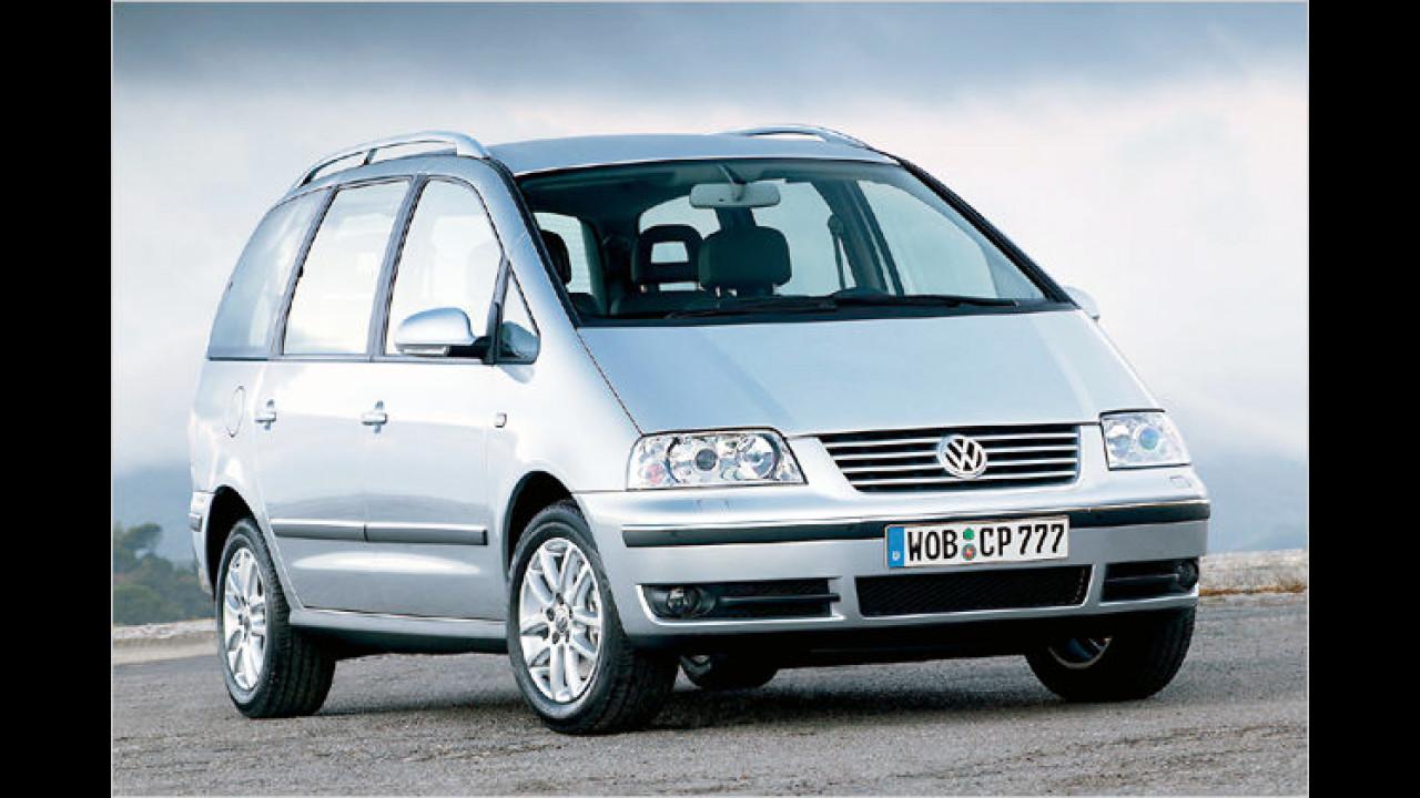 VW Sharan 1.9 TDI Trendline