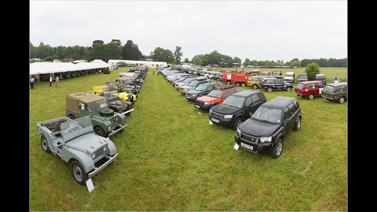 Dunsfold Collection Open Weekend