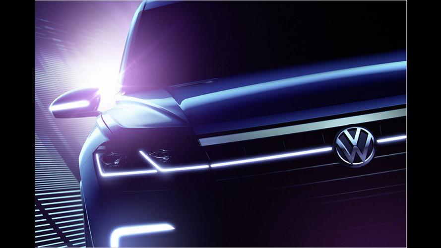 VW Beijing Concept: Der Touareg von morgen